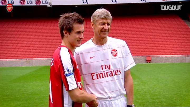 Arsenal's big-name June signings