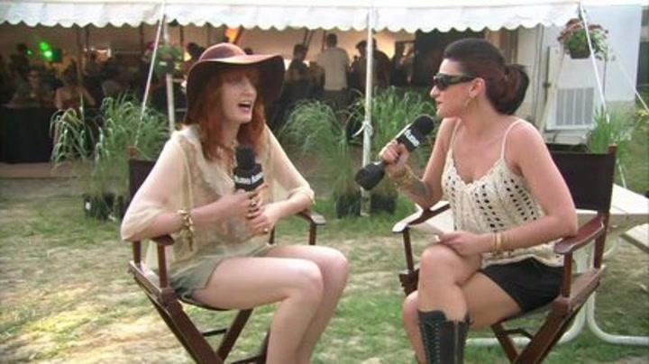 Florence + The Machine: New Album Soon? - Bonnaroo 2011