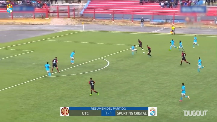 Highlights: UTC 1-1 Club Sporting Cristal