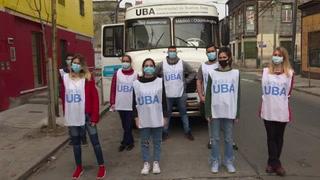 En Argentina, grupos de universitarios voluntarios a la caza del coronavirus