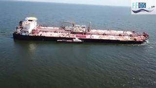 Petrolero de Venezuela enciende alarmas por riesgo de desastre ambiental