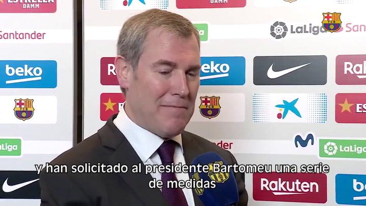 El Barça pide una auditoría externa de todas las facturas de menos de 200.000 euros
