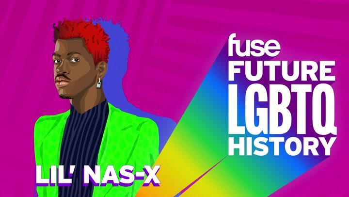 Future LGBTQ History Lil Nas X