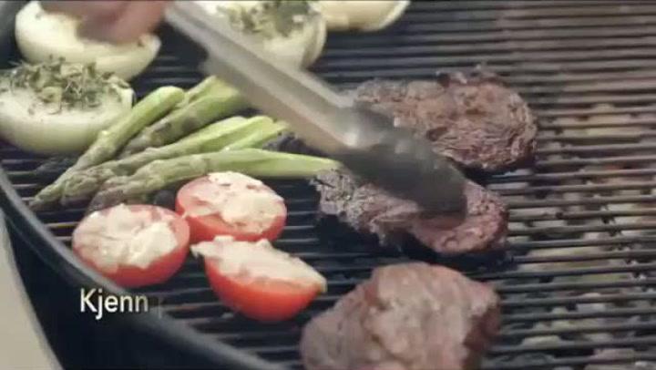 Hvordan vite når grillmaten er klar