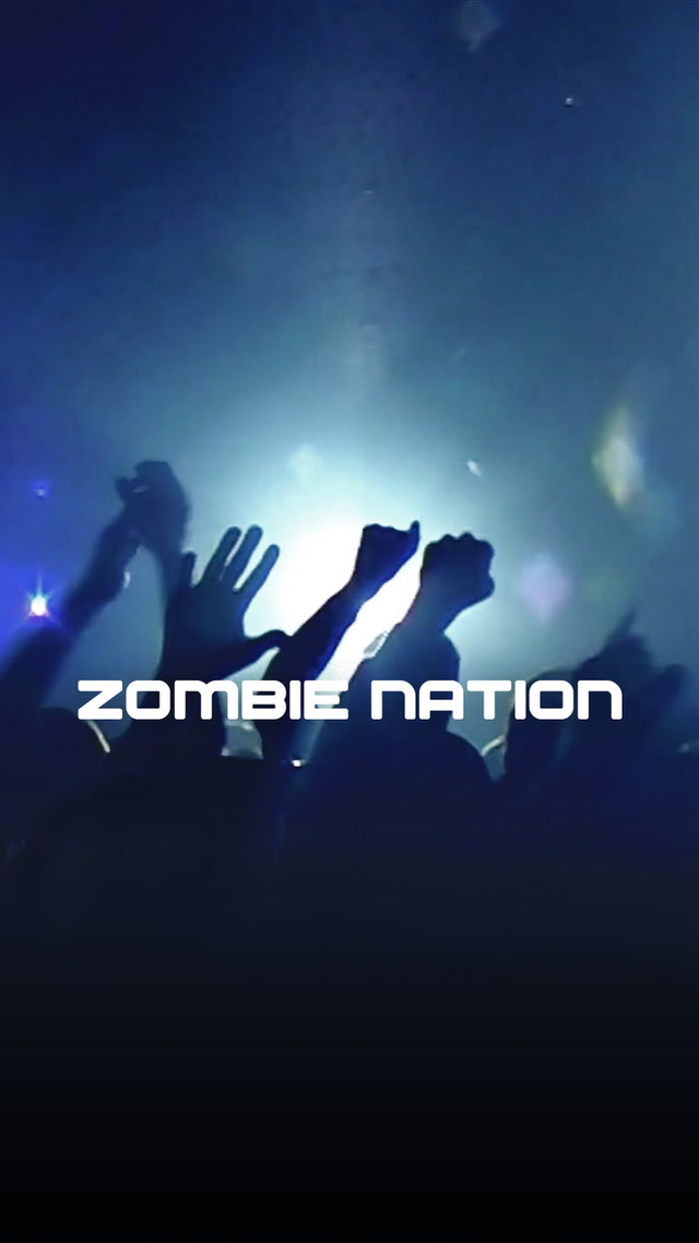 Yanlışlıkla stadları sallayan şarkı: Zombie Nation