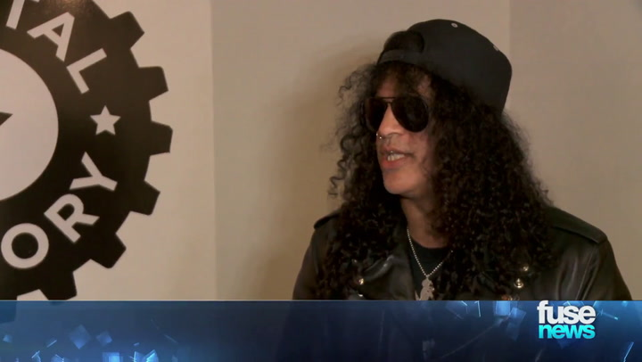 "Shows: Fuse News: Slash Says Andre 3000 ""Has the Swagger"" to Play Jimi Hendrix"