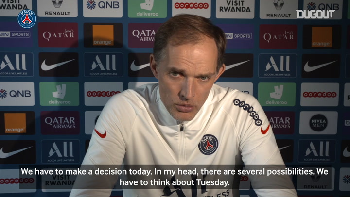 Thomas Tuchel: 'For Kylian, I'm very calm, he had a good game'