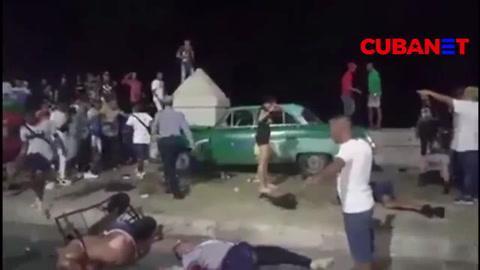 ⚠️ADVERTIMOS: Las imágenes pueden herir su sensibilidad: Salen a la luz primeras imágenes del accidente de tránsito del Malecón