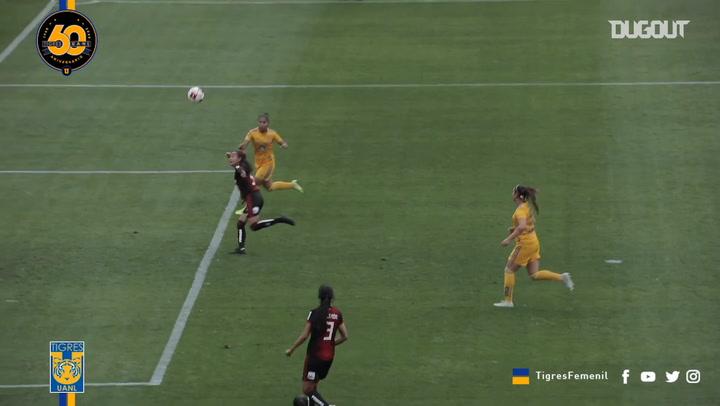 Tigres UANL Femenil's superb win over Atlas