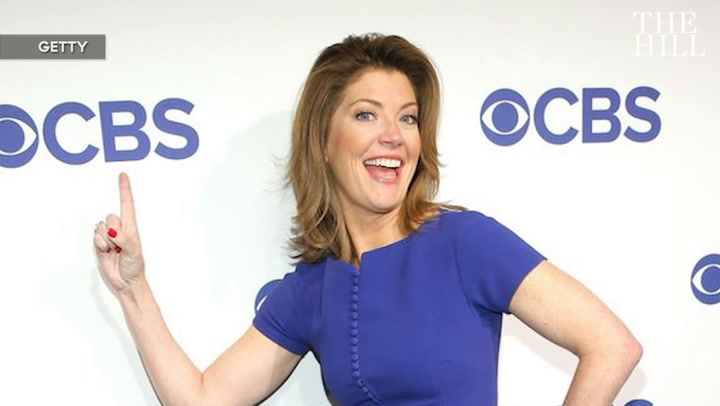 Norah O'Donnell moves to CBS evening news show