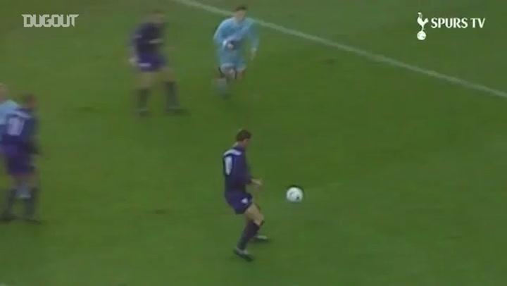 Teddy Sheringham's best Tottenham goals