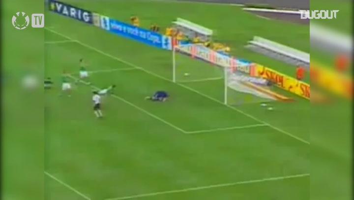 Carlos Tevez strikes vs Palmeiras