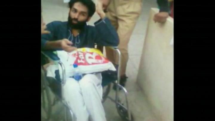 Executie gehandicapte Pakistan uitgesteld