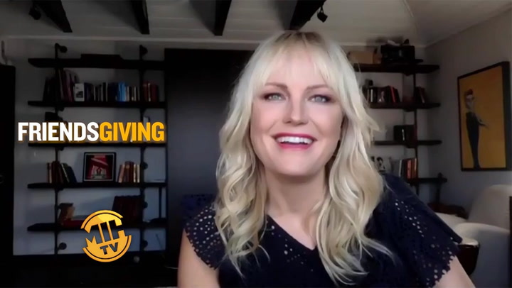 'Friendsgiving' Interviews with Malin Akerman & Ryan Hansen