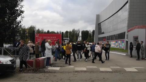 Un estudiante mata a al menos seis personas en un tiroteo en una universidad rusa