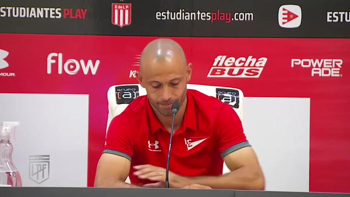 Mascherano anuncia que se retira del fútbol