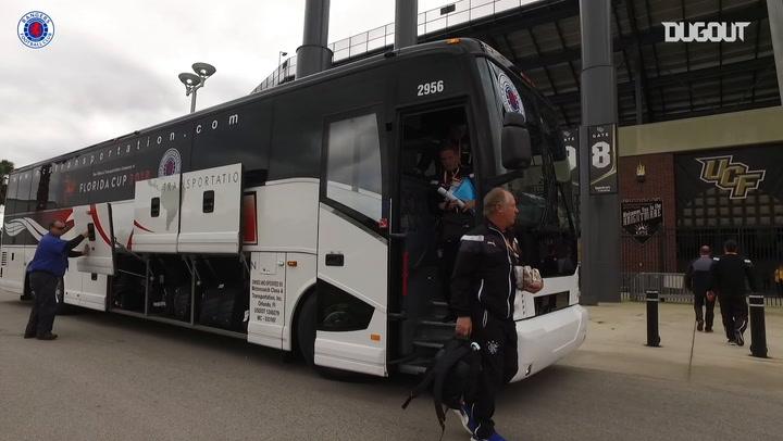 Rangers mount incredible comeback vs Corinthians