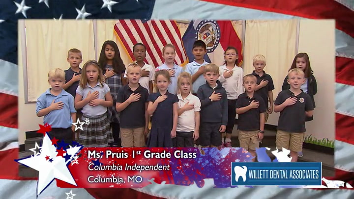 Columbia Independent - Mrs. Pruis - 1st Grade