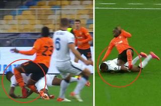 No apto para sensibles: la terrible lesión de Lassina Traoré por Dumfries en el Shakhtar-Inter por la Champions
