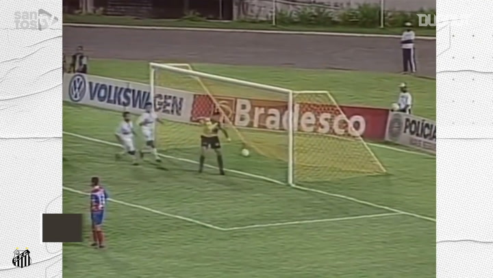 Santos' best free-kicks of all time