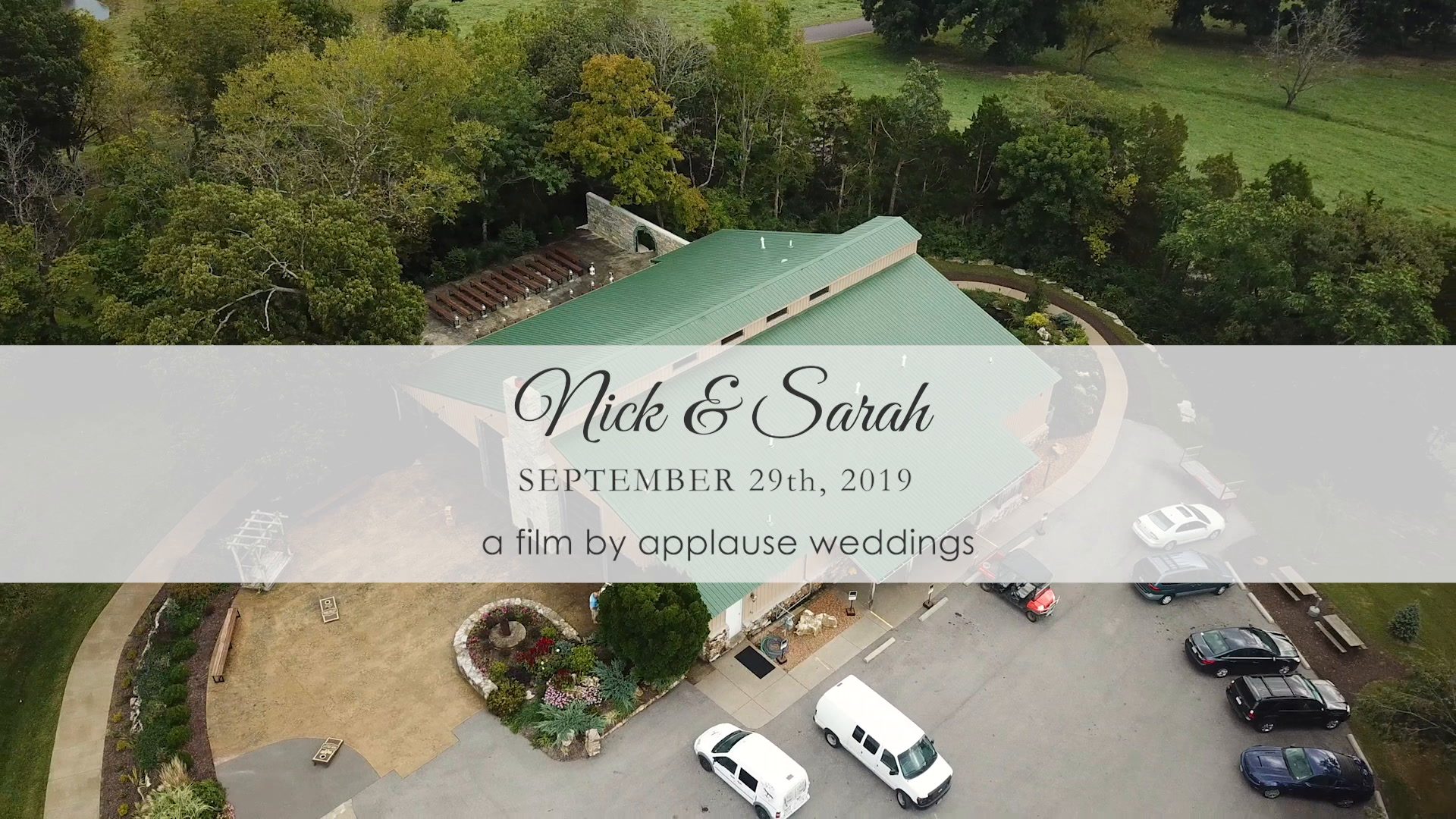 Sarah + Nick | Pacific, Missouri | Haue Valley Weddings And Events