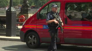 Policía investiga incidente en Londres como acto terrorista