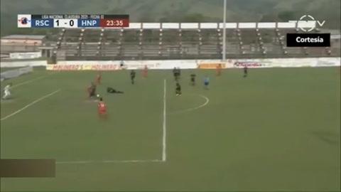 Real Sociedad 2-0 HNP (Liga Salvavida)