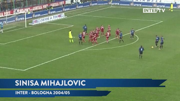 Inter's Top Five Goals Vs Bologna