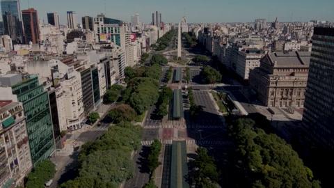 Cuando el aislamiento en Buenos Aires se hace en las calles