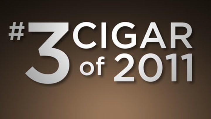2011 No. 3 Cigar