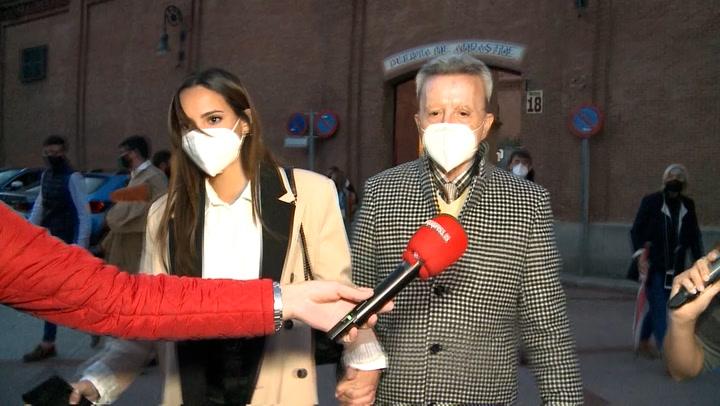 Cayetana Rivera, Gloria Camila, Victoria de Marichalar... las \'celebrities\' acuden a las Ventas tras un año de cierre por el Covid