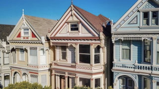 One of S.F.'s Famed 'Painted Ladies' Is for Sale, but It'll Need More Than a Touch-Up
