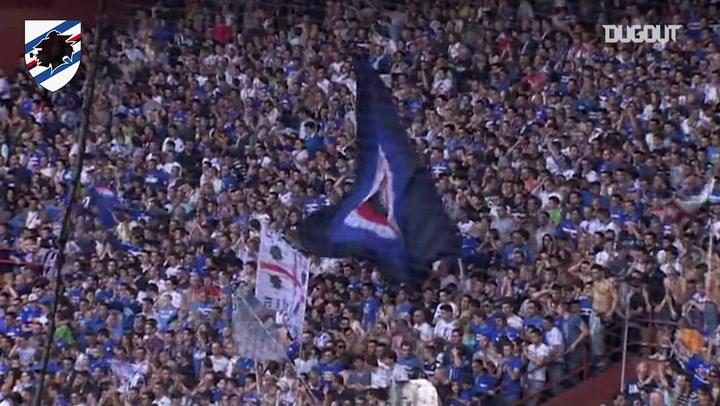 Sampdoria beat Sassuolo in 2011-12 play-offs