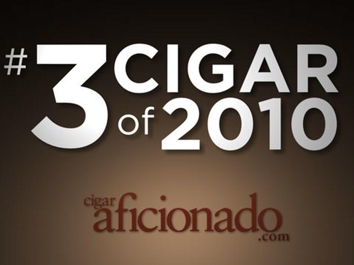 2010 No. 3 Cigar