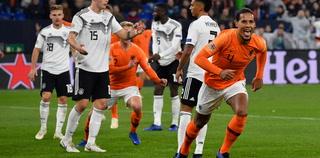 Holanda remontó y se clasificó a la final four de la Liga de Naciones