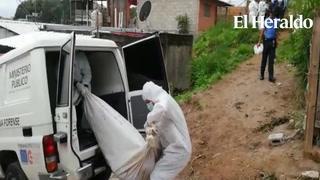 Encuentran hombre muerto en su vivienda en colonia Superación