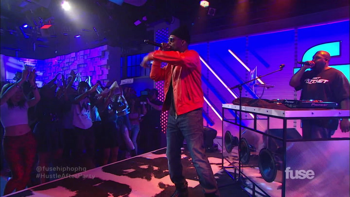 Shows: The Hustle: After Party: Juicy J Bandz Make Her Dance