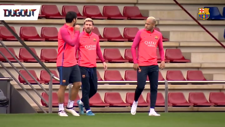 Messi, Neymar, Suarez: Payback Time