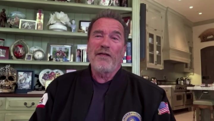 Arnold Schwarzenegger on whether Caitlyn Jenner can win California election