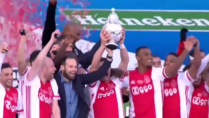 El Ajax tumba al Vitesse y se lleva la Copa de Países Bajos (2-1)
