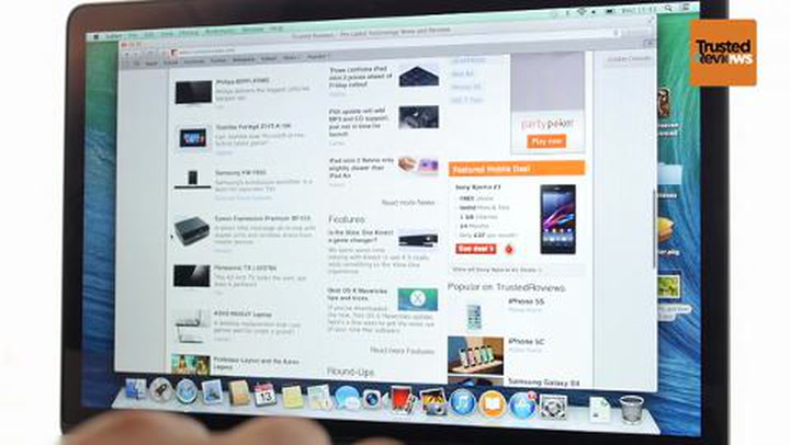 MacBook Pro with Retina display 15-inch (2013) Review