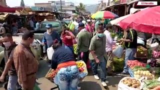 Como un día normal, así lució el mercado Zonal Belén de Comayagüela