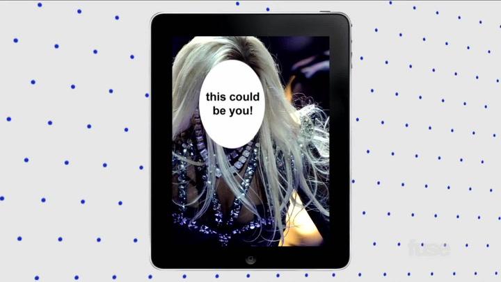 Lady Gaga Announces ARTPOP Album & App Details
