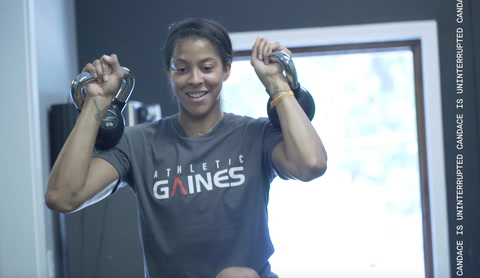 The Grind | Candace Parker