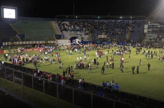 Comisión de Disciplina castiga con seis juegos fuera del Nacional a Olimpia y tres a Motagua