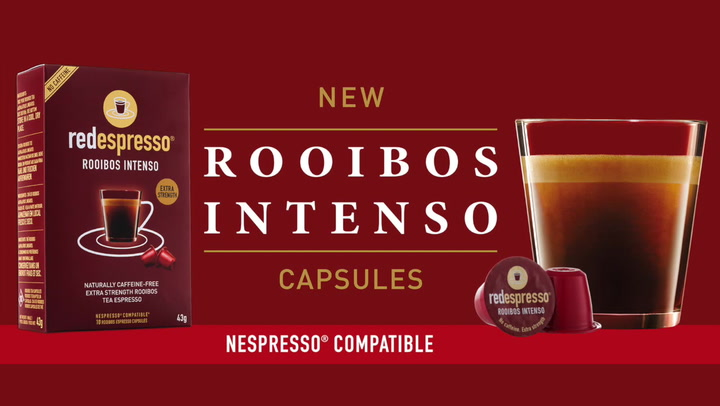 Preview image of red espresso intenso.mov video