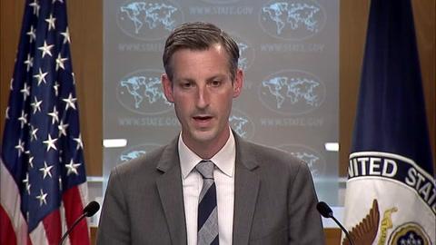 EEUU llama a Israel y a palestinos a reducir la escalada