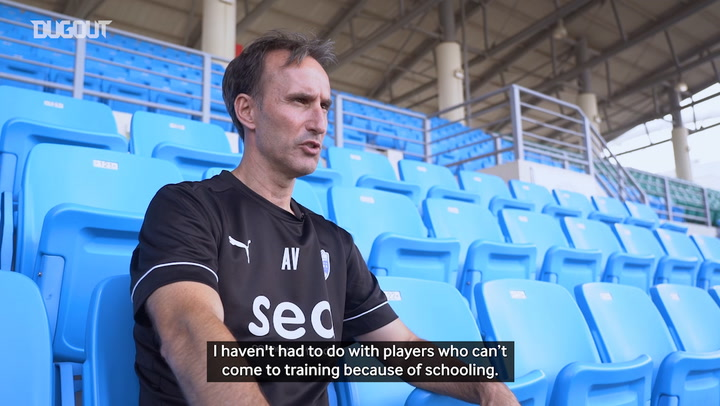 Vidmar calls for Singapore to boot out artificial pitches, early kick-off times