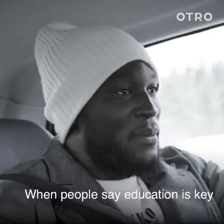 El mensaje de Lukaku sobre el racismo