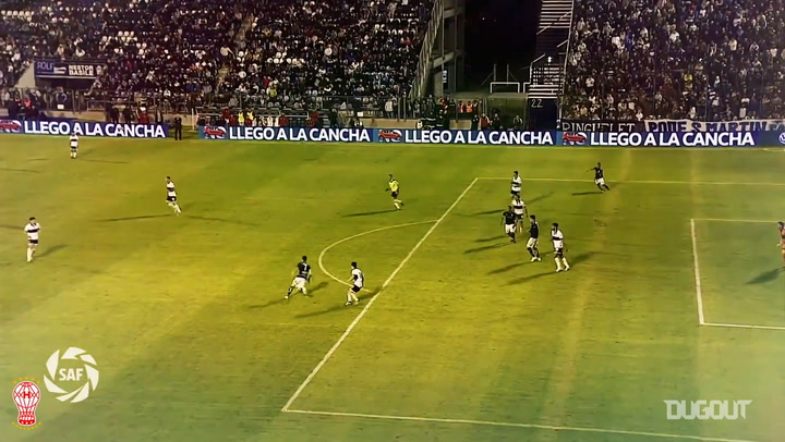 Ignacio Pussetto's great goal vs Gimnasia